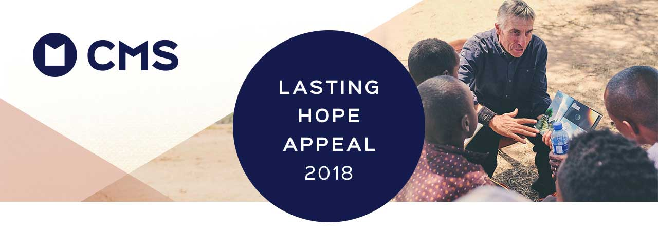 CMS Lasting Hope Appeal 2018